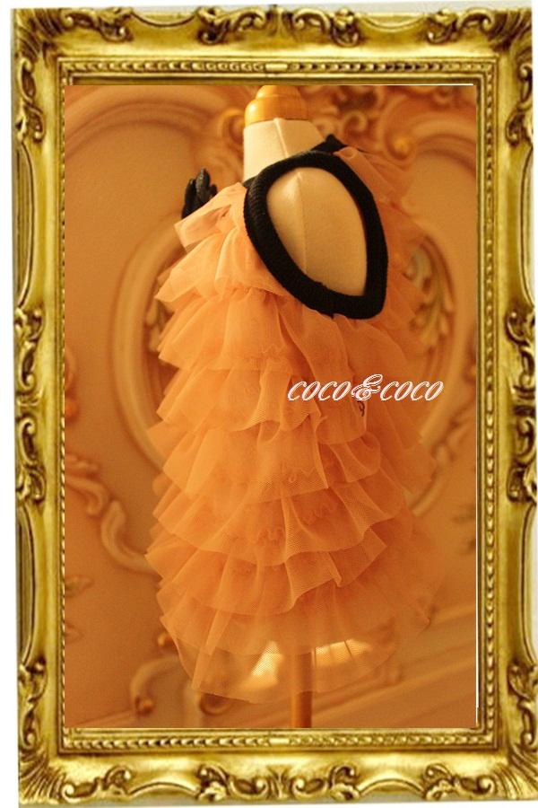 画像4: 【豪華】チュールキャミドレス オーダー♪