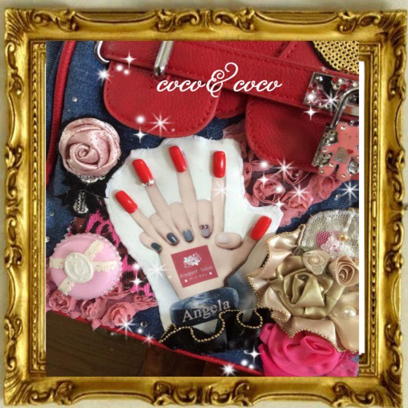 画像2: 【New】貴方を夢デコ NOWデコ世界に一つだけのデコバーキン風BAG