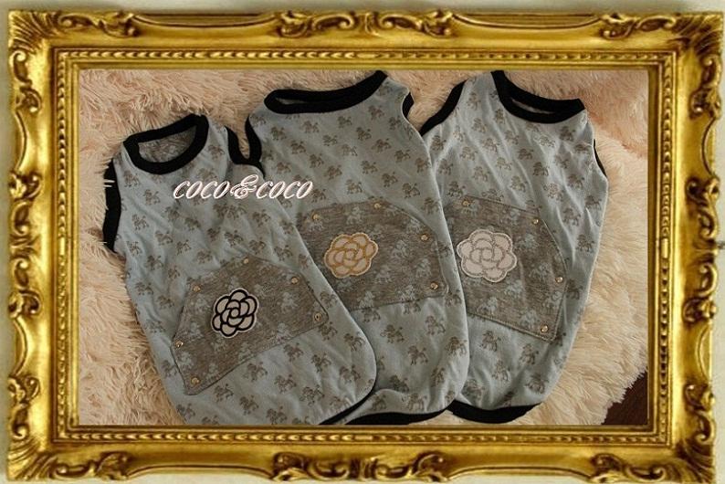 画像3: 【新作限定】maffonジャガードプードル柄カメリアTシャツ オーダー